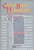 Obálka knihy Česká Bible Hlaholská