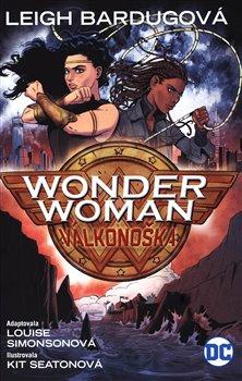 Obálka titulu Wonder Woman: Válkonoška