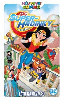 Obálka titulu DC Superhrdinky - Léto na Olympu
