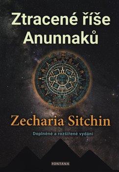 Obálka titulu Ztracené říše Anunnaků