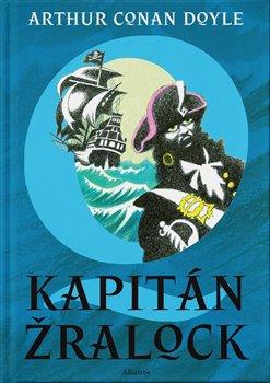 Obálka titulu Kapitán Žralock