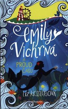 Obálka titulu Emily Vichrná a proud času