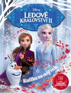 Obálka titulu Ledové království 2 - Knížka na celý rok