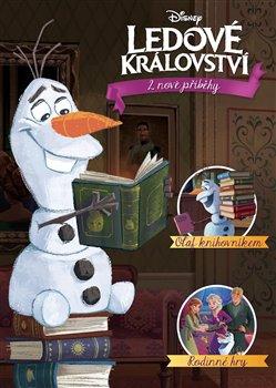Obálka titulu Ledové království II - 2 nové příběhy
