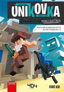 Obálka titulu Únikovka: Deník malého Minecrafťáka