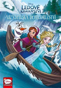Obálka titulu Ledové království - Arendellská dobrodružství