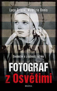 Obálka titulu Fotograf z Osvětimi