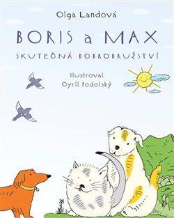 Obálka titulu Boris a Max