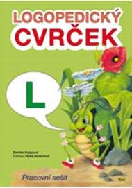 Logopedický cvrček - L