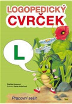 Obálka titulu Logopedický cvrček - L