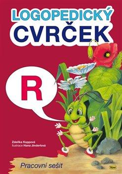 Obálka titulu Logopedický cvrček - R
