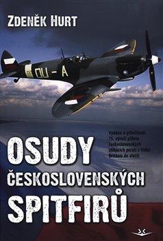 Obálka titulu Osudy československých Spitfirů