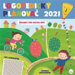 Obálka titulu Logopedický plánovač 2021