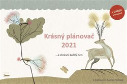 Obálka titulu Krásný plánovač 2021