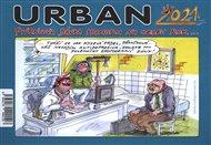 Kalendář Urban 2021 - Pivrncova dávka humoru na celej rok...
