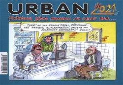 Obálka titulu Kalendář Urban 2021 - Pivrncova dávka humoru na celej rok...