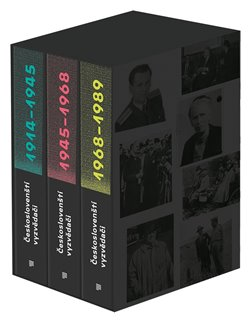 Obálka titulu Českoslovenští vyzvědači