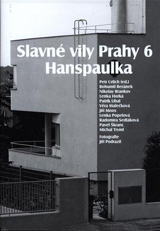 SLAVNÉ VILY PRAHY 6 HANSPAULKA