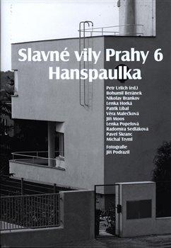 Obálka titulu Slavné vily Prahy 6 – Hanspaulka