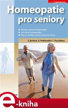 Obálka titulu Homeopatie pro seniory