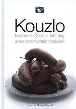 Obálka titulu Kouzlo kuchyně Čech a Moravy