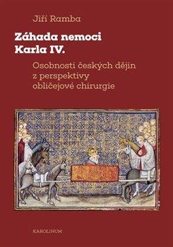 Obálka titulu Záhada nemoci Karla IV.
