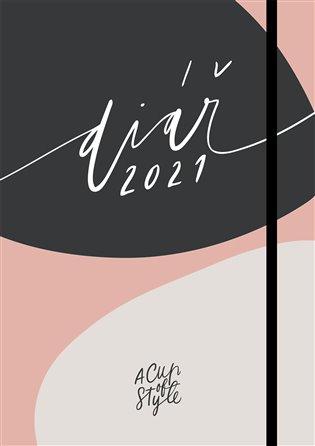 A Cup of Style 2021 - Diář A5