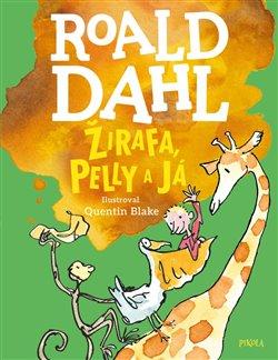 Obálka titulu Žirafa, Pelly a já
