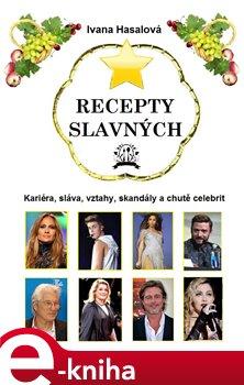 Obálka titulu Recepty slavných