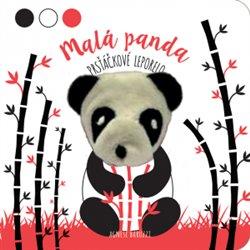 Obálka titulu Malá panda - prsťáčkové leporelo