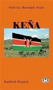 Obálka titulu Keňa