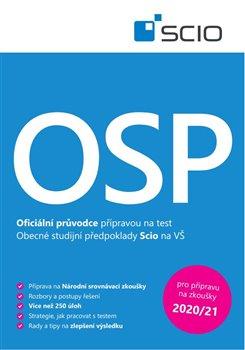 Obálka titulu Cvičebnice OSP Scio