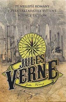 Obálka titulu Jules Verne - BOX 5 knih
