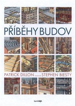 Obálka titulu Příběhy budov