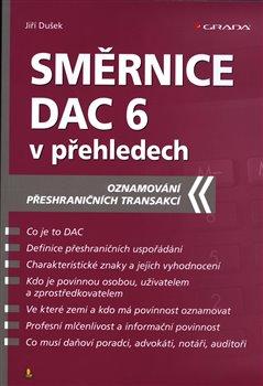 Obálka titulu Směrnice DAC 6 v přehledech