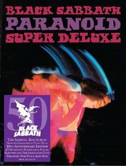 Obálka titulu Paranoid (50th Anniversary)