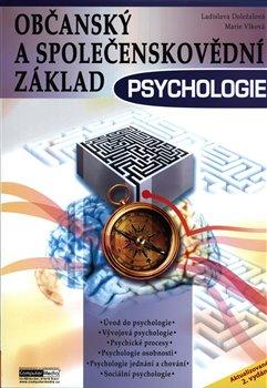 Obálka titulu Občanský a společenskovědní základ - Psychologie