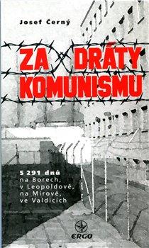 Obálka titulu Za dráty komunismu