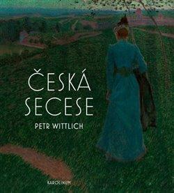 Obálka titulu Česká secese