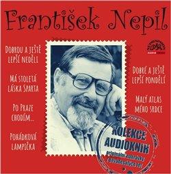 Obálka titulu František Nepil