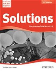 Maturita Solutions 2nd Edition Pre-intermediate Workbook International Edition