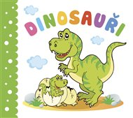 Harmonikové leporelo - Dinosauři
