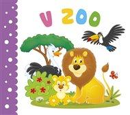 Harmonikové leporelo - V zoo