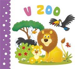 Obálka titulu Harmonikové leporelo - V zoo