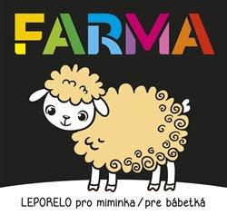 Obálka titulu Leporelo pro miminka / pre bábetká - Farma