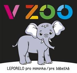 Obálka titulu Leporelo pro miminka / pre bábetká - V zoo