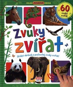 Obálka titulu Zvuková kniha - Zvuky zvířat