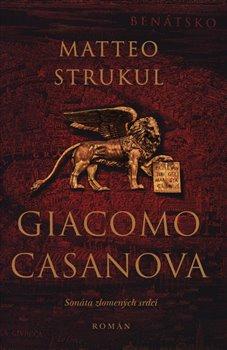 Obálka titulu Giacomo Casanova