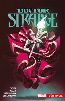 Obálka titulu Doctor Strange 6: Bůh magie