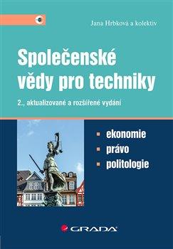 Obálka titulu Společenské vědy pro techniky